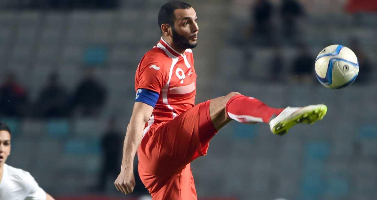 Tunisia-captain-Yassine-Chikhaoui