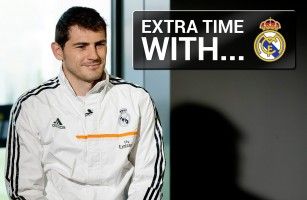 Casillas sets Real Madrid historic treble target
