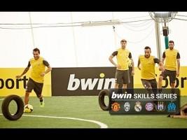 EXCLUSIVE: Watch Carlos Tevez school Juve team-mates in skills challenge