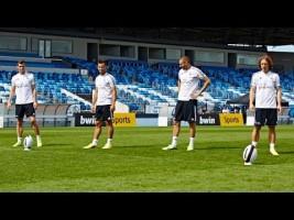 EXCLUSIVE: Watch Gareth Bale shock Madrid team-mates with AMAZING skills