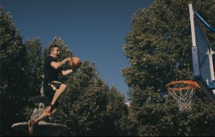 Extreme Basketball Slam Dunk: bwin X Lords of Gravity