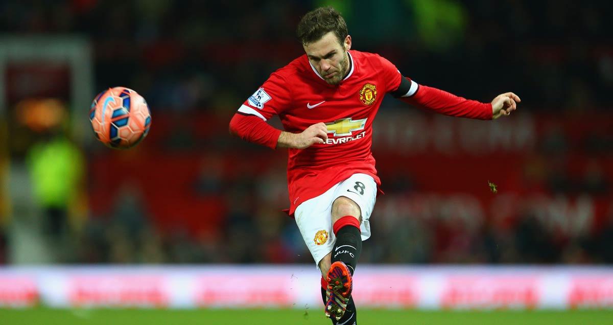 Juan Mata is full of praise for Man Utd teammate James Wilson