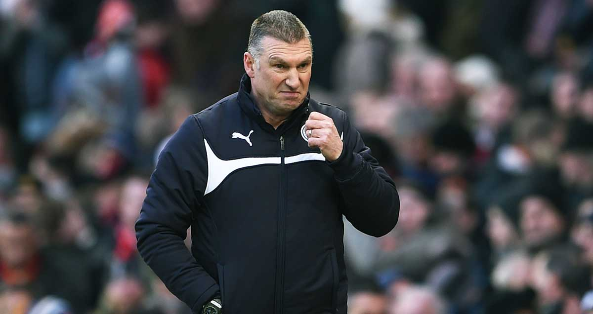 Leicester-boss-Nigel-Pearson-grimacing