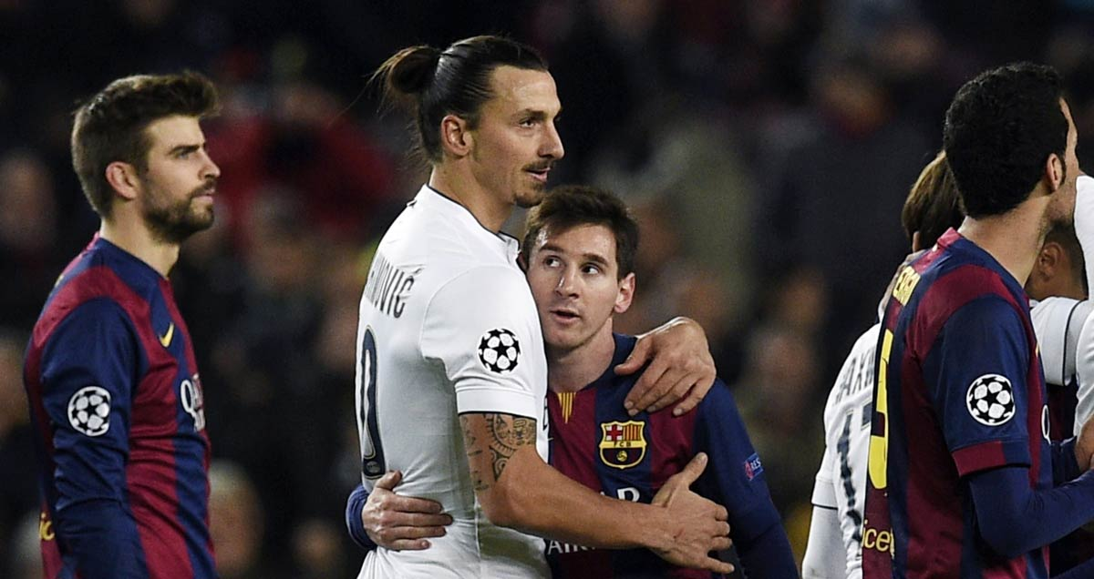 Despite falling out with Pep Guardiola, Zlatan picked up silverware at Barcelona