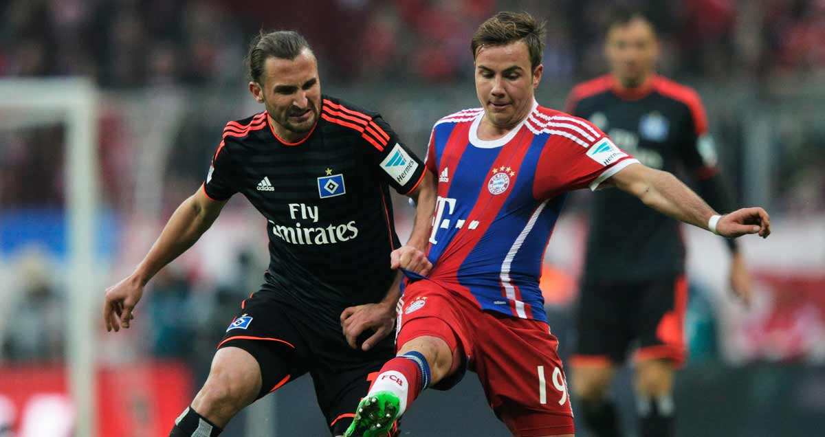 Opponents strive to halt flying Bayern ace Mario Gotze