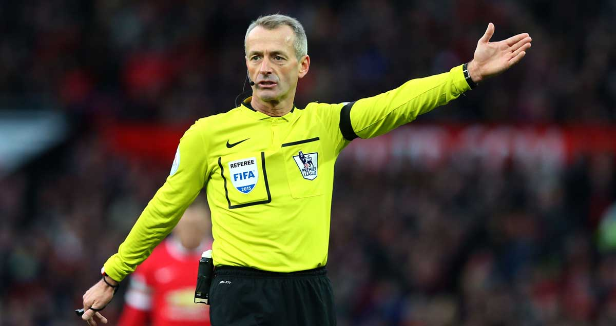 Martin-Atkinson-referee