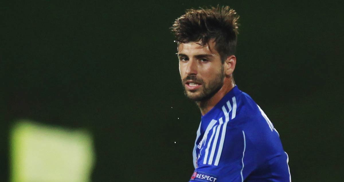 Miguel Veloso in action for current employers Dinamo Kiev