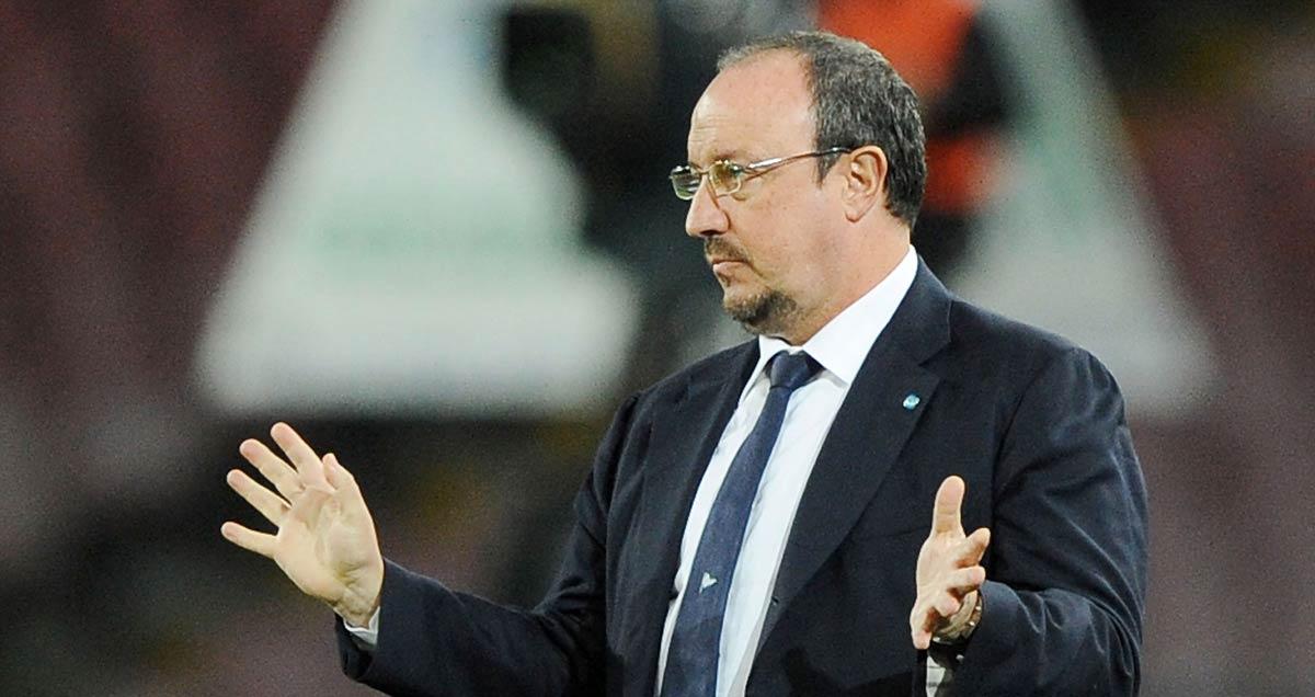 Napoli-manager-Rafael-Benitez