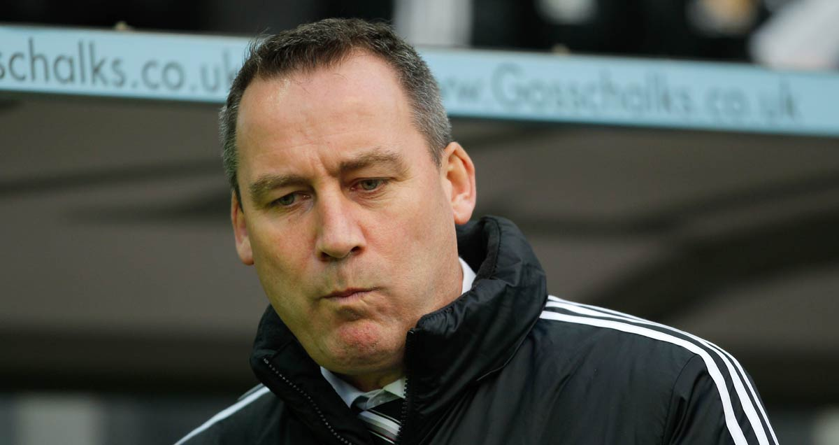 Rene Meulensteen failed to stop the rot at Fulham