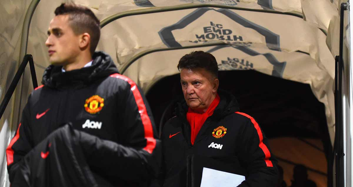 Louis van Gaal's Manchester United are the form team in the Premier League