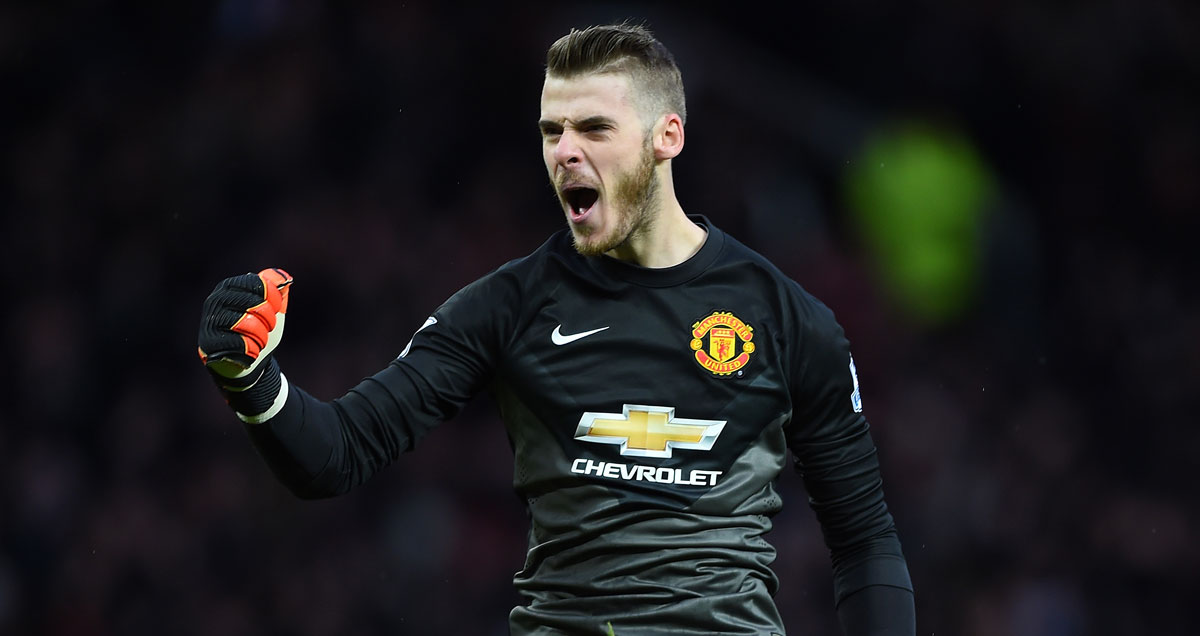 David de Gea was magnificent again in Manchester United's recent win at Newcastle
