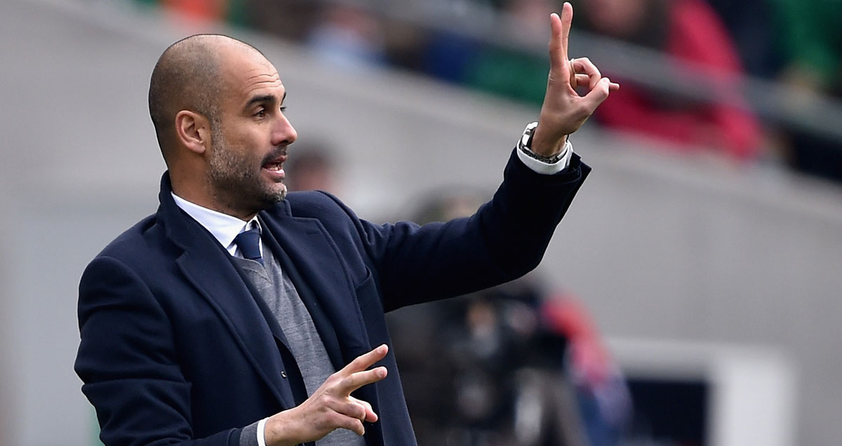 Pep Guardiola has made FC Bayern Munchen almost unbeatable at home