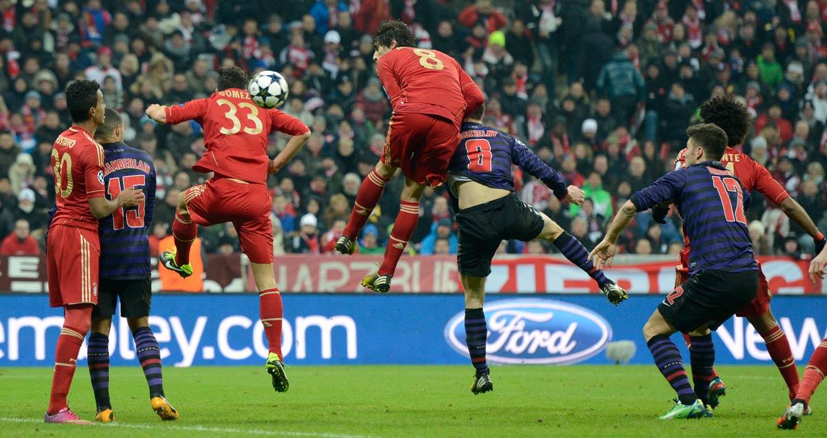 Laurent-Koscielny's-header-flies-into-the-Bayern-Munich-net