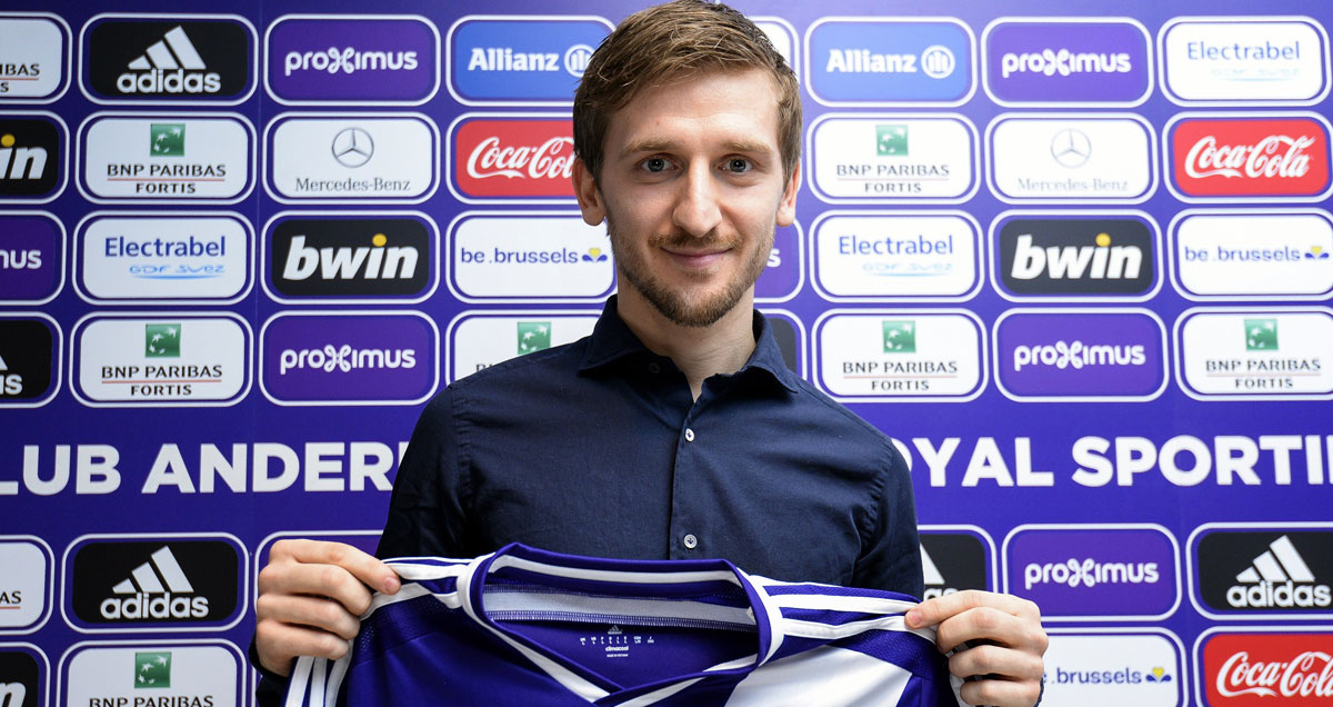Marko Marin has featured regularly since joining Anderlecht in January