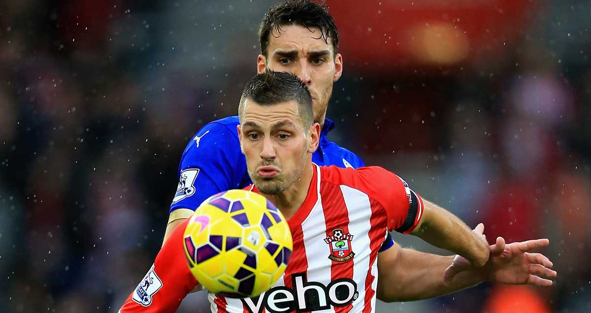 Morgan Schneiderlin has long been linked with a move away from Southampton