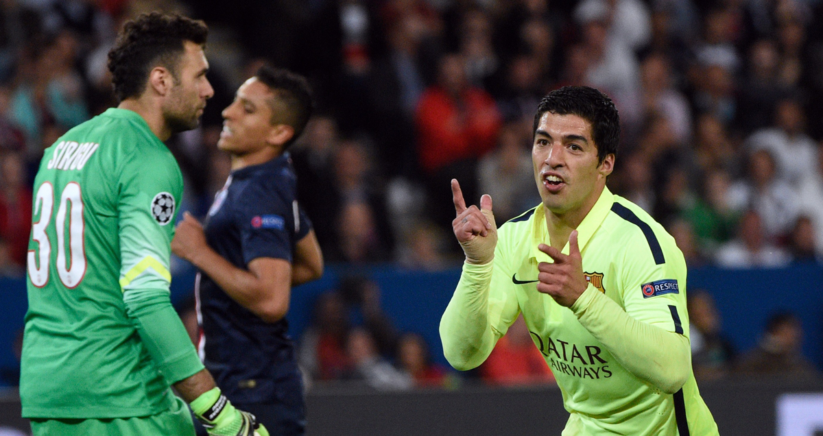Luis Suarez is the only PFA Player of the Year winner to move to Spain in the immediate summer