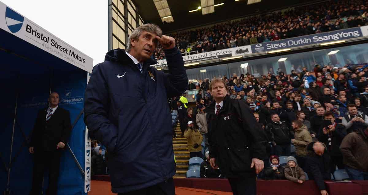 Manuel Pellegrini plots a Man City victory