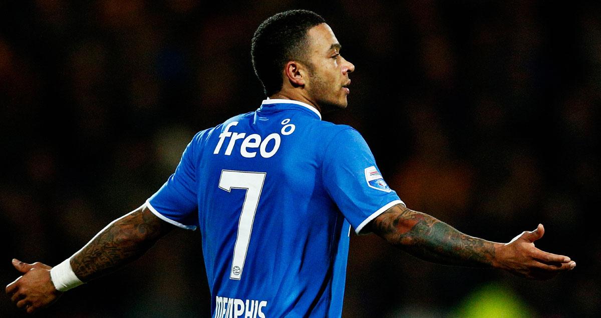 Memphis-Depay-PSV-seeks-answers