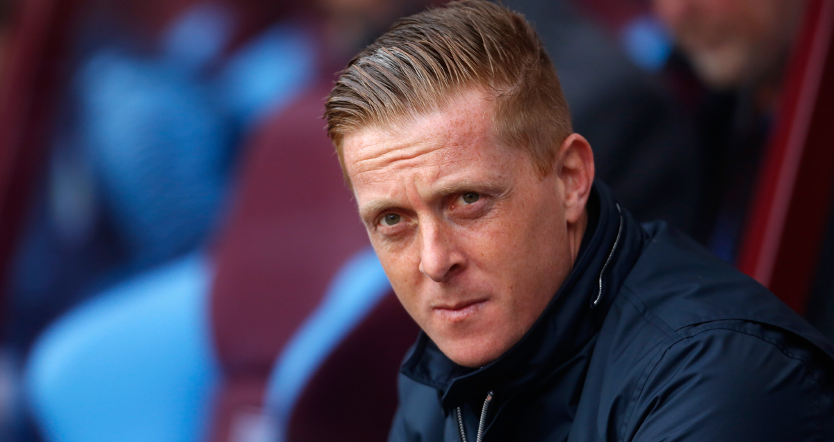 Swansea's stylishly coiffed boss Garry Monk has performed beyond expectations this season