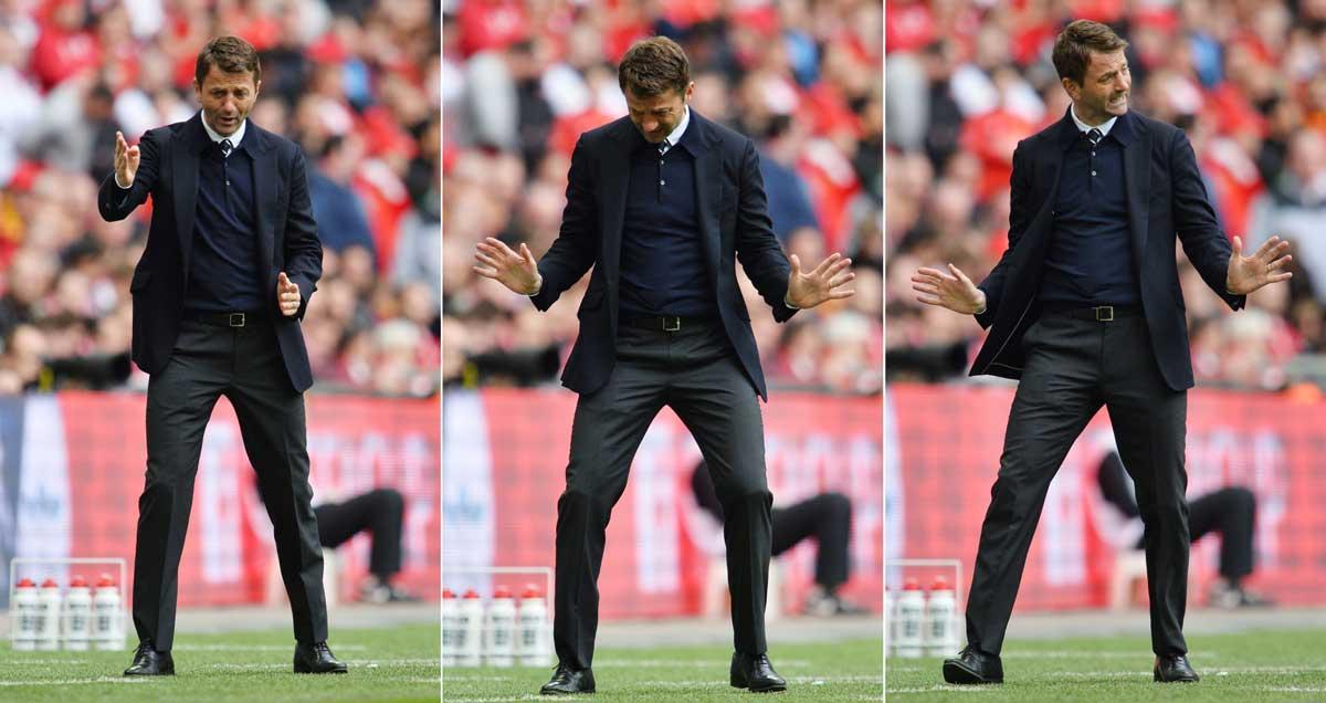 Tim Sherwood Aston Villa FA Cup semi tryptich.jpg