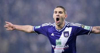 Mitrovic the moral victor in Anderlecht 'Dizzy Kicks' challenge