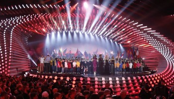 Six things that ALWAYS happen in the Eurovision Song Contest