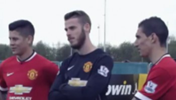 Come-from-behind Man Utd stick it to the Freekickerz at Carrington