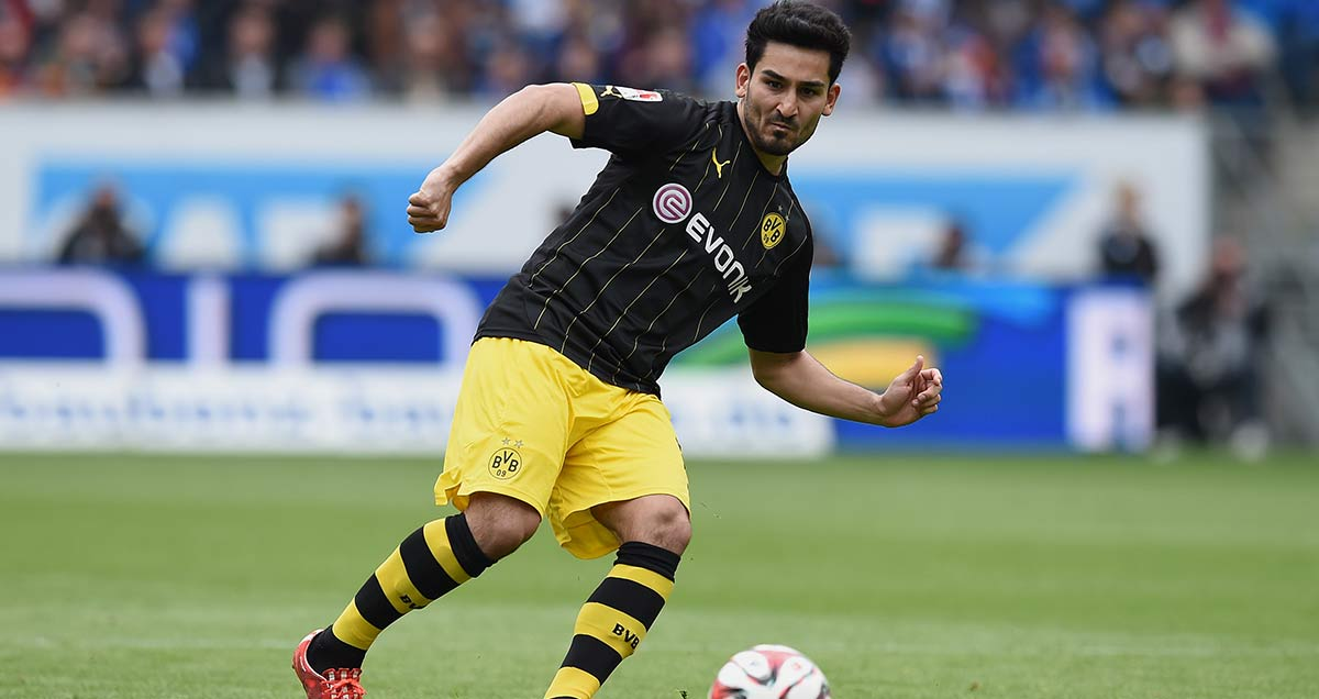 Ilkay Gundogan has elongated his stay with Borussia Dortmund