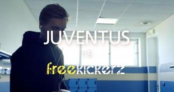 Juventus the masters in set-piece scrap with Freekickerz