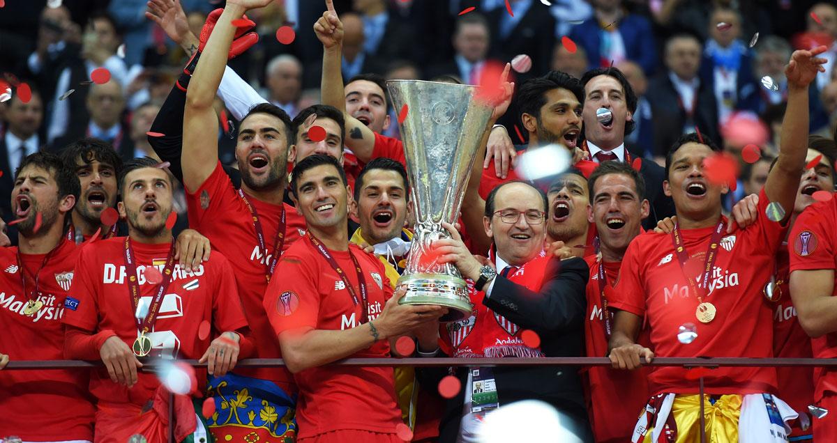 Sevilla Europa League odds