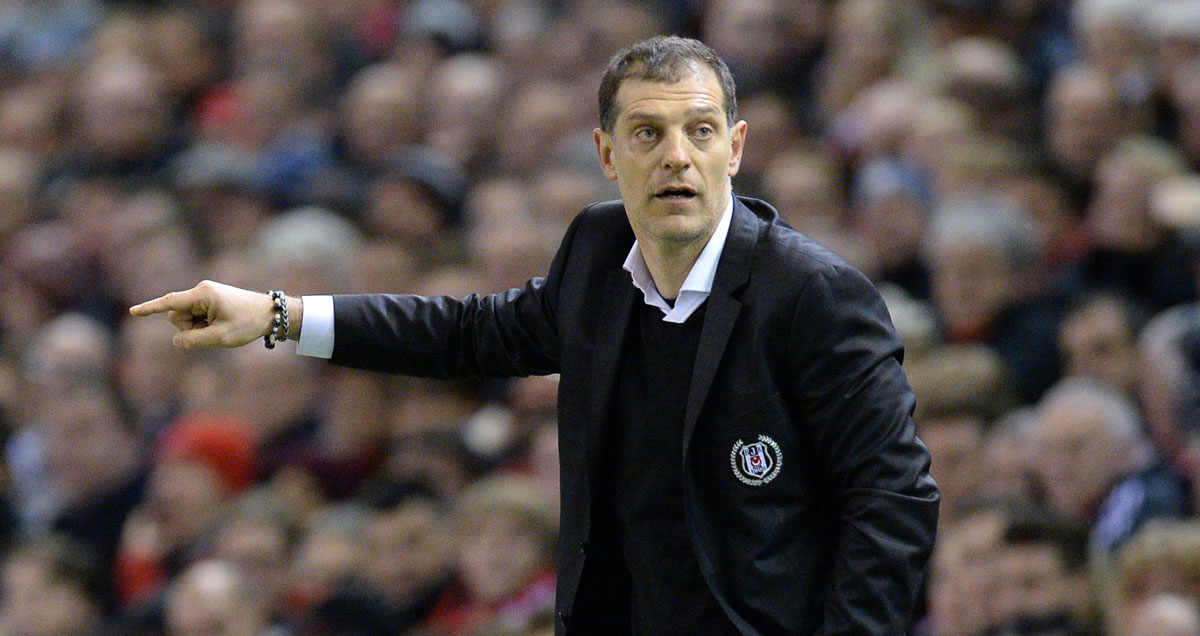 Slaven Bilic plots Liverpool's Europa League downfall