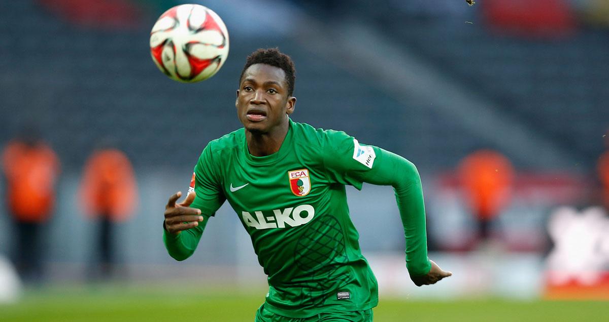 Chelsea target Baba Rahman