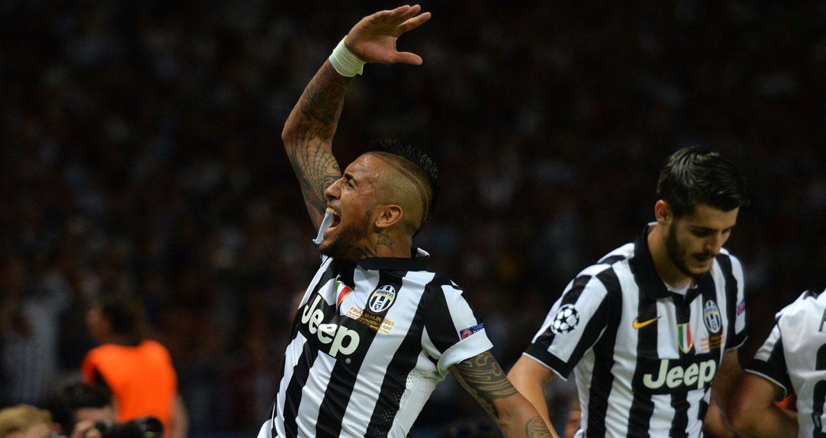 Arturo-Vidal-Juventus-roar
