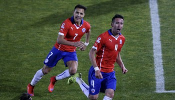 Arsenal ace and co set for last-four canter as Chile cruise past Peru in Copa America semis