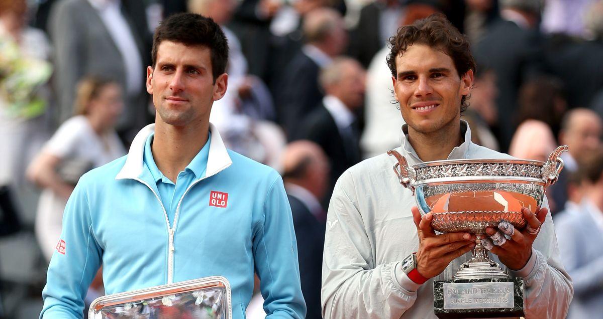 Djokovic Nadal French Open Final 2014