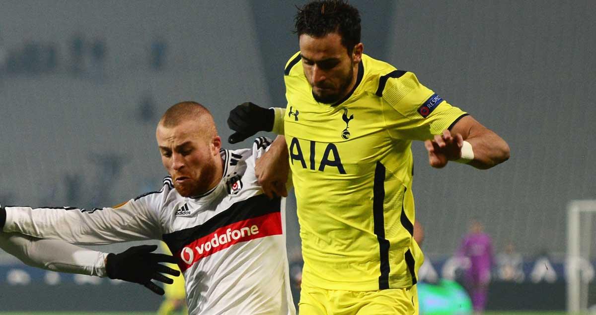 Gokhan-Tore-jostles-Tottenham-star-Nacer-Chadli