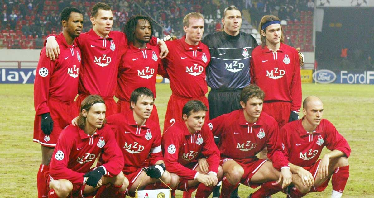 James-Obiorah-(extreme-left)-during-his-Lokomotiv-Moscow-days