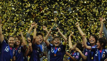 The history of the Women's World Cup Finals in numbers