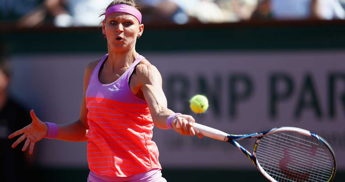 Lucie-Safarova-connects-with-a-forehand-at-Roland-Garros-2015