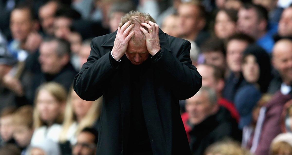 Steve McClaren can't believe Derby's demise