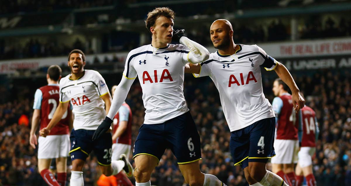 Vlad Chiriches and Younes Kaboul are not Mauricio Pochettino's favourite defenders
