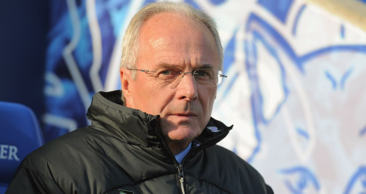 Sevn Goran Eriksson bosses Leicester