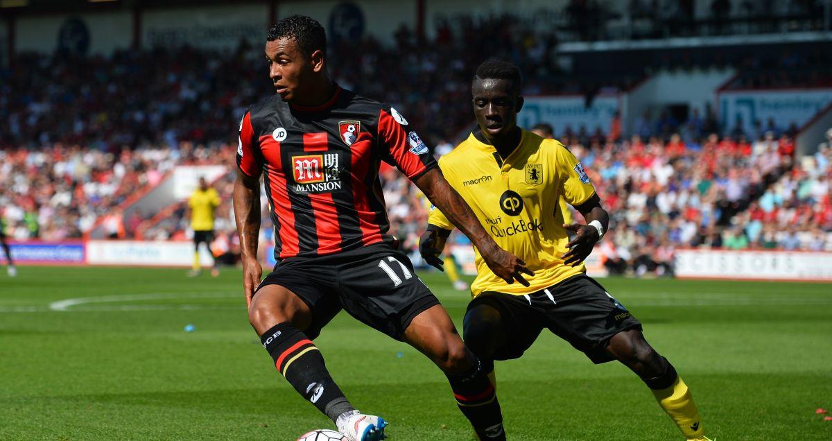 Idrissa Gueye (r) had a rather ineffectual debut