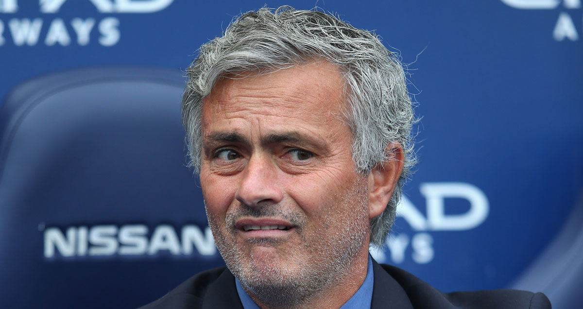 Jose Mourinho is horrified by Chelsea's start to the season