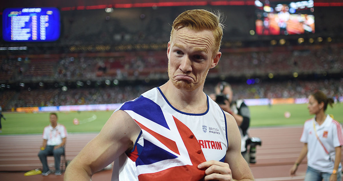 Greg Rutherford adds a World Championship gold to his Olympic equivalent in Beijing