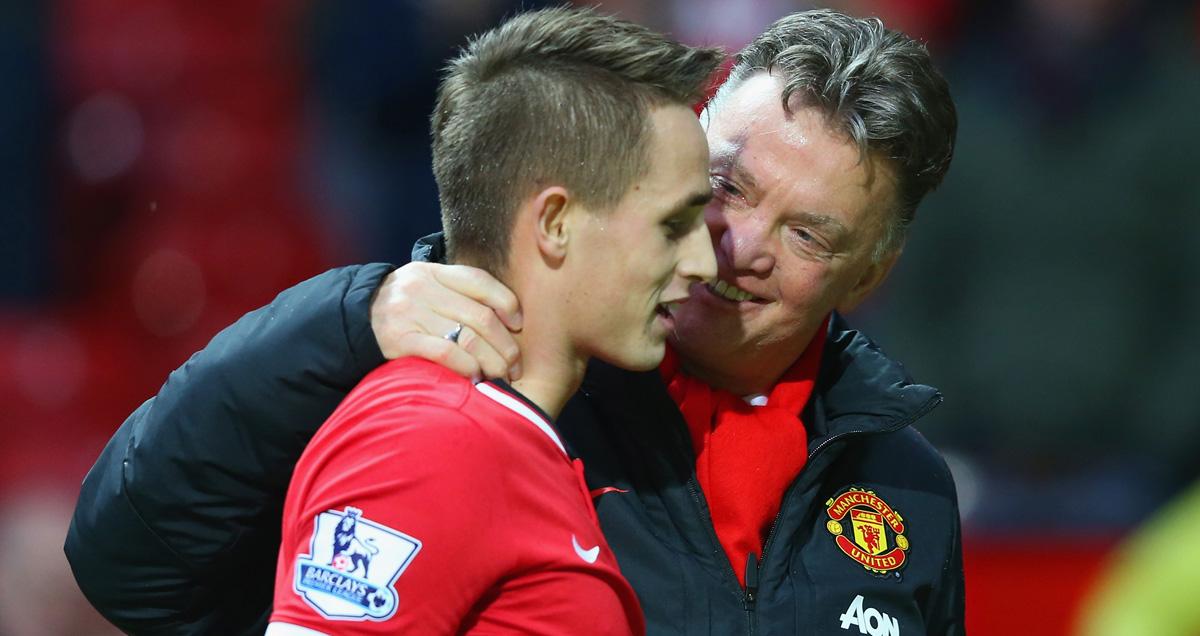Expect more warm embraces between Louis van Gaal and Adnan Januzaj in 2015/16