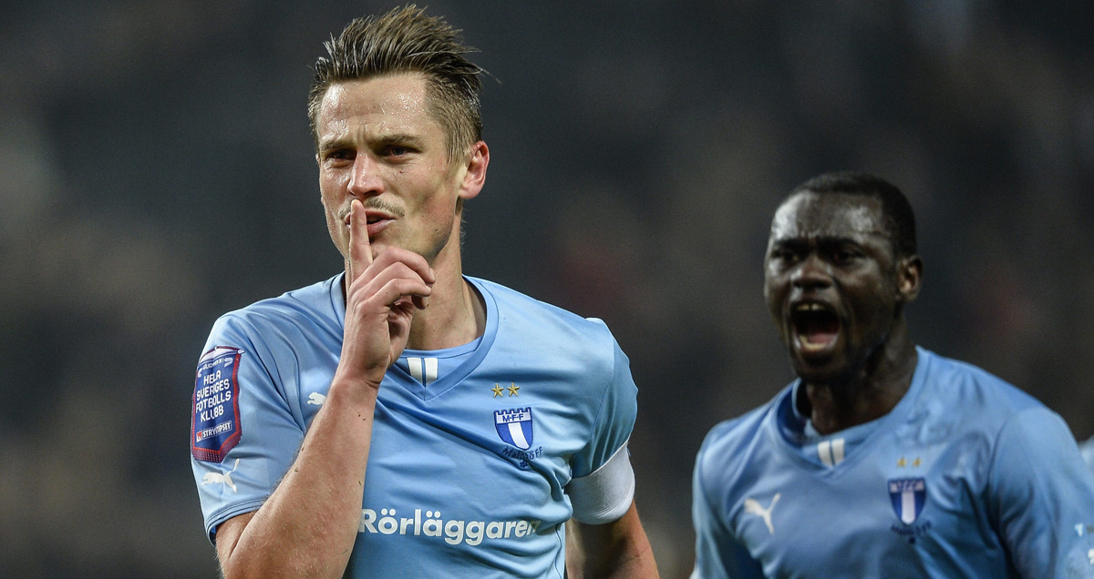 Will Celtic prove capable of hushing Malmo FF forward Markus Rosenberg?