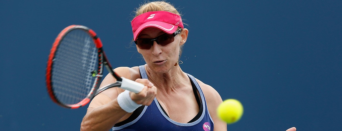 Mirjana Lucic-Baroni to earn the Serena Williams US Open match 17 years in the making