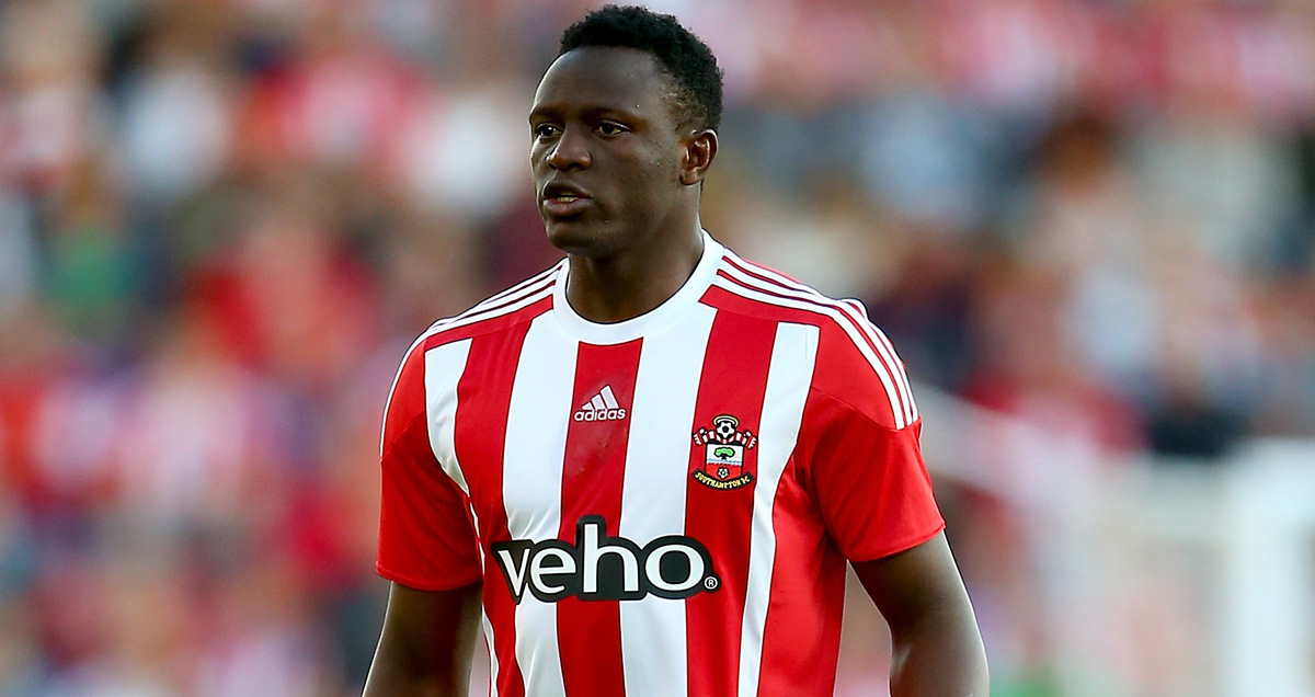 Expect to see Victor Wanyama wearing this Southampton shirt again before the year is out