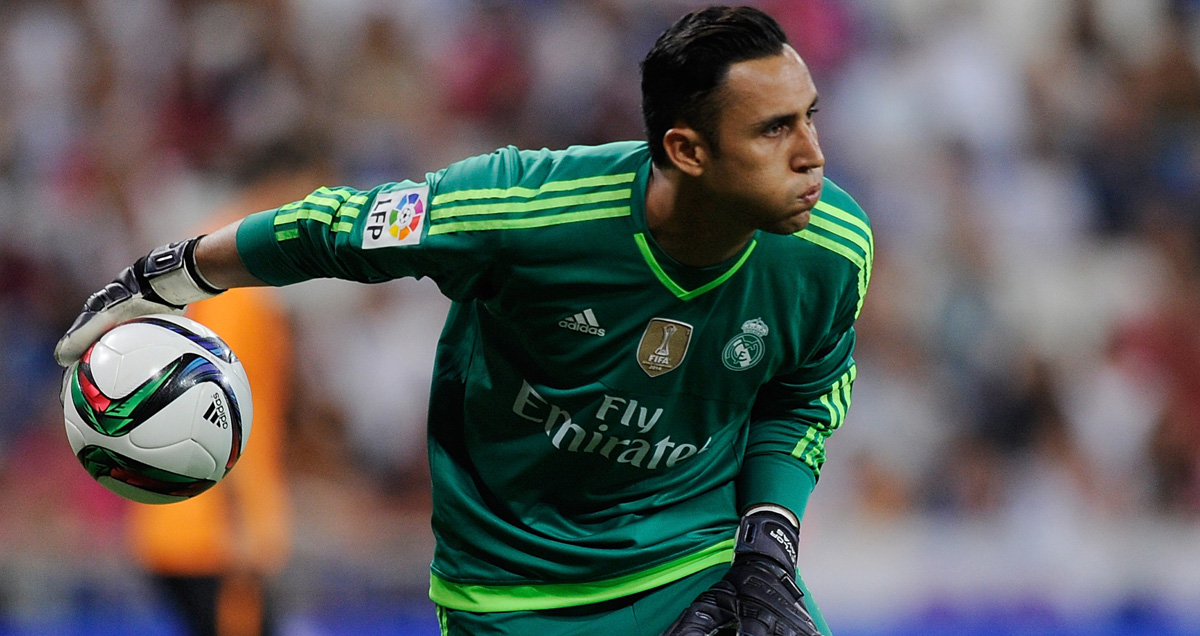 Keylor Navas was close to joining Man Utd on the final day of the Spanish transfer window
